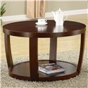 Coaster Cedar Crest Coffee Table - Item Number: 701318