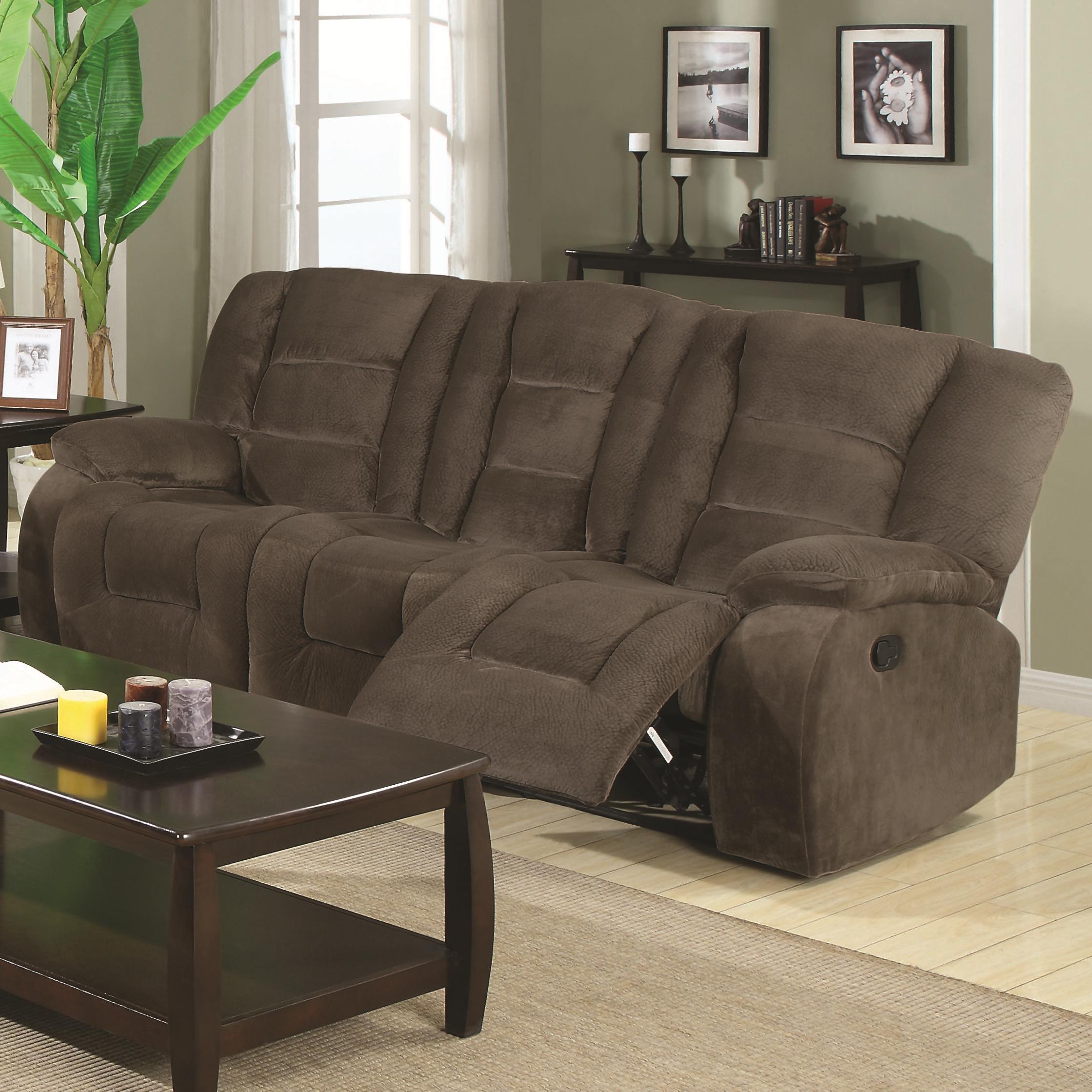 Coaster Charlie Motion Sofa - Item Number: 600991