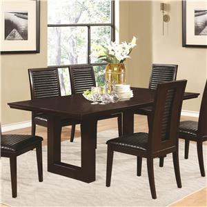 Coaster Chester Rectangle Dining Table