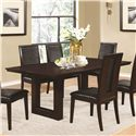 Coaster Chester Rectangle Dining Table - Item Number: 105721
