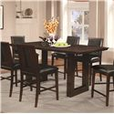 Coaster Chester Counter Height Table - Item Number: 105728