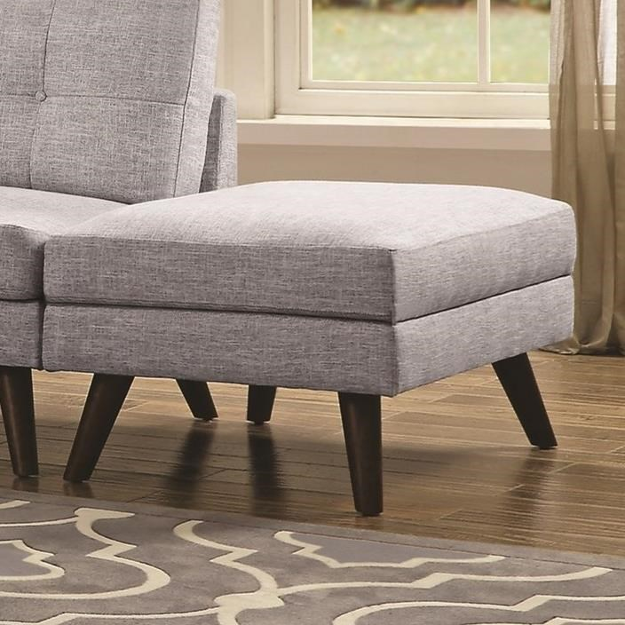 Churchill Ottoman by Coaster at Northeast Factory Direct