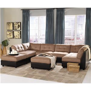 Coaster Claude Sectional Sofa