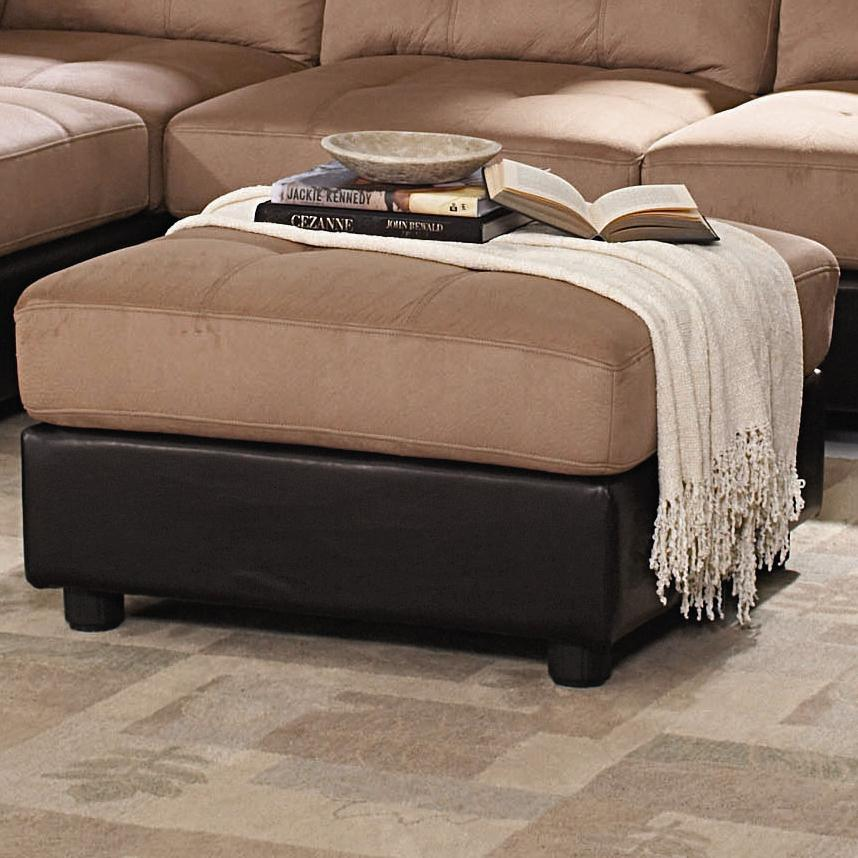 Coaster Claude Ottoman - Item Number: 551003