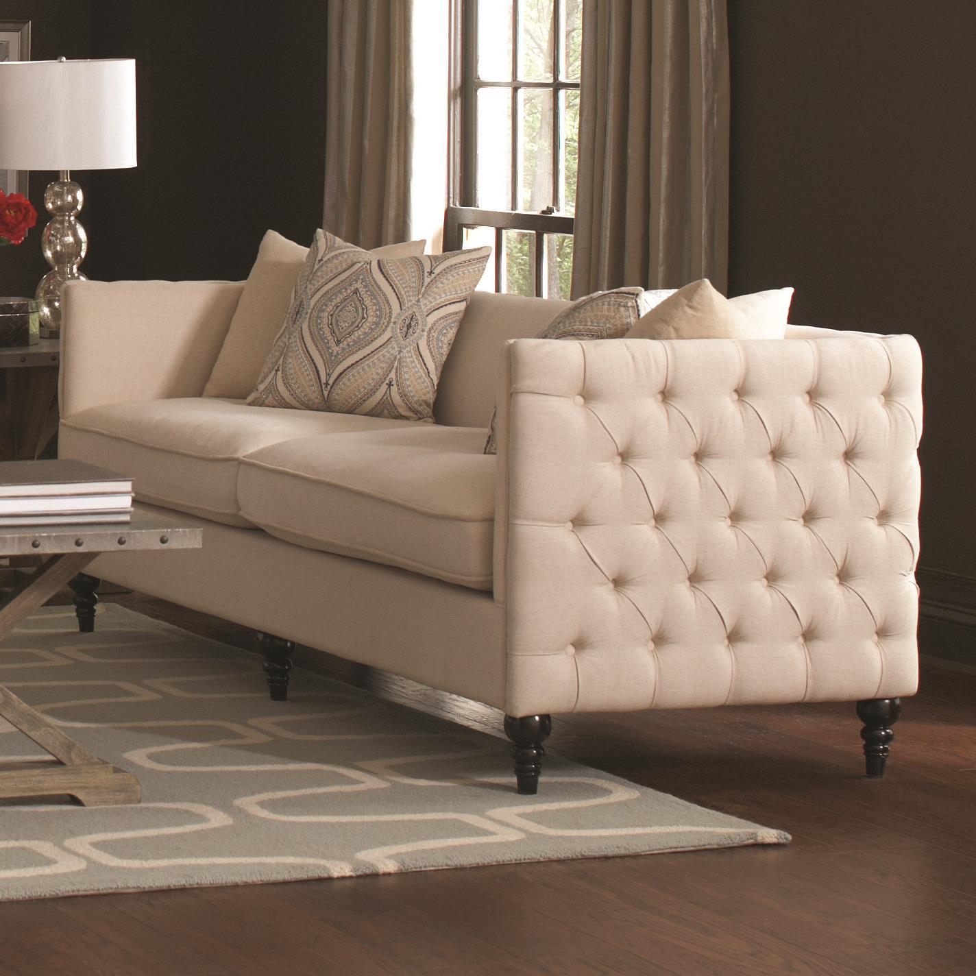 Coaster Claxton Sofa - Item Number: 504891