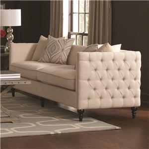 Coaster Claxton Sofa