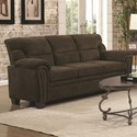 Coaster Clemintine by Coaster Sofa - Item Number: 506571
