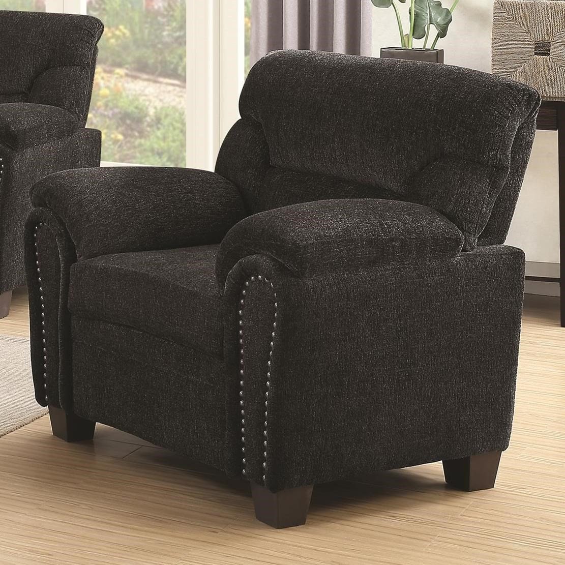 Clemintine by Coaster Chair by Coaster at Standard Furniture