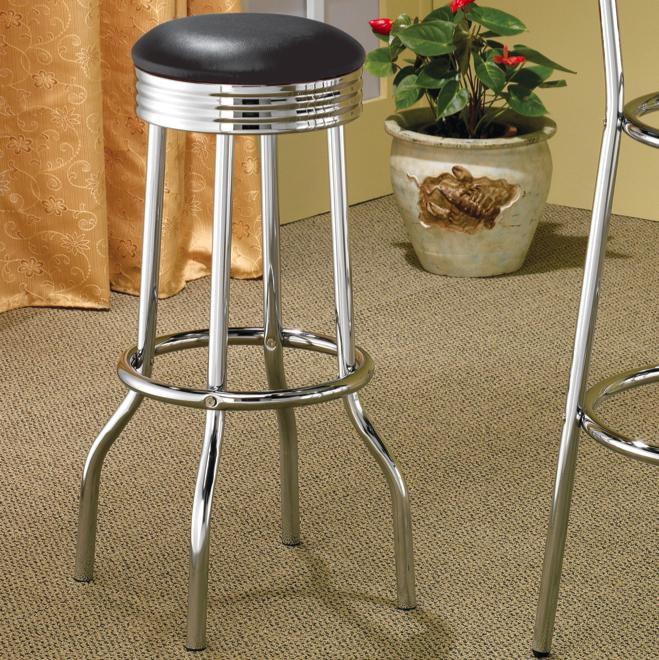 Coaster Cleveland Soda Fountain Bar Stool - Item Number: 2408