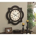 Coaster Clocks Wall Clock - Item Number: 960992
