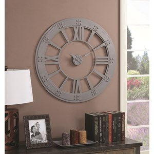 Coaster Clocks Wall Clock
