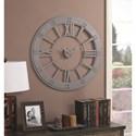 Coaster Clocks Wall Clock - Item Number: 960994