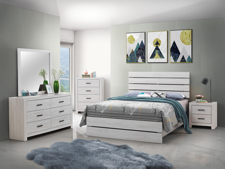 4 Piece Queen Bedroom Group