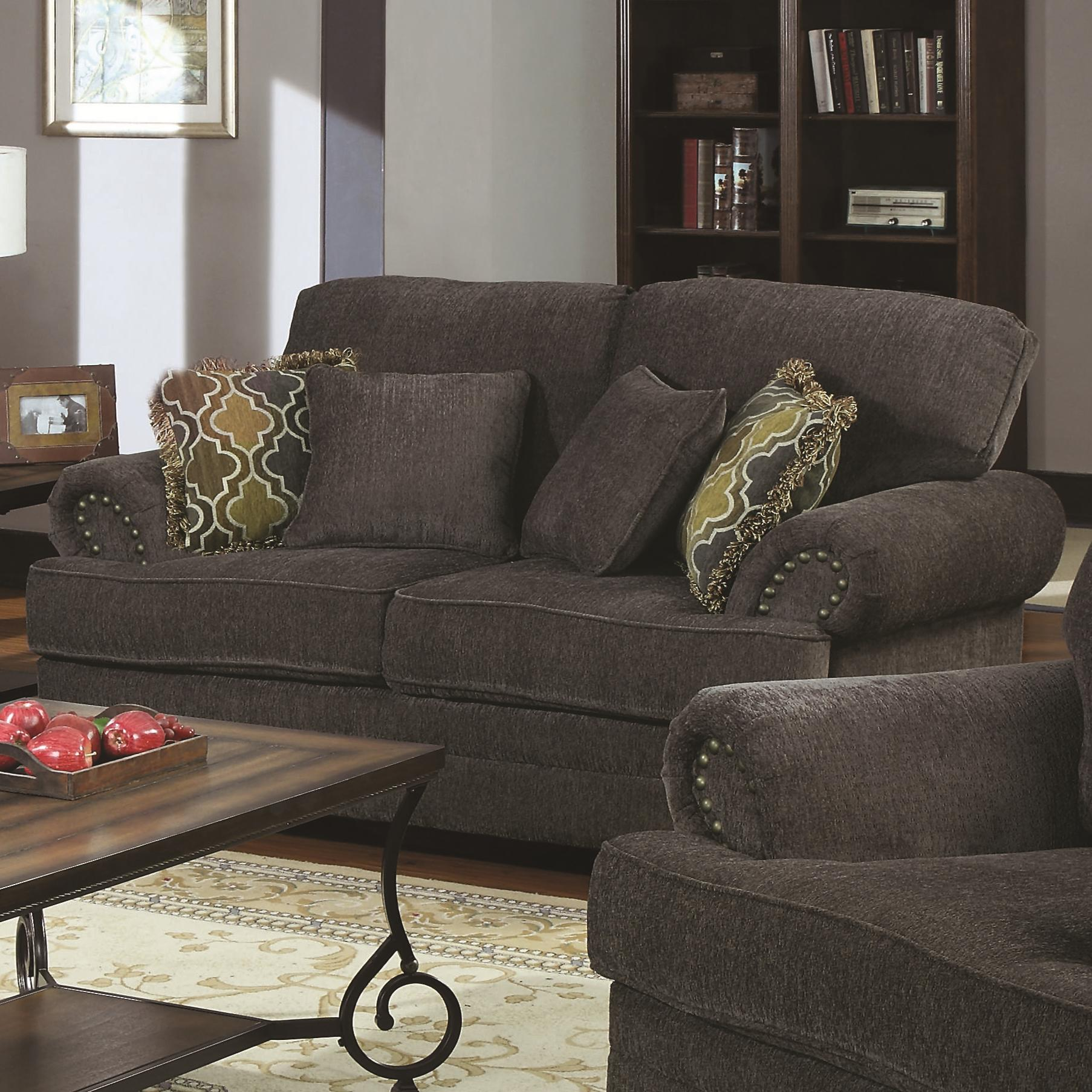 Coaster Colton Love Seat - Item Number: 504402