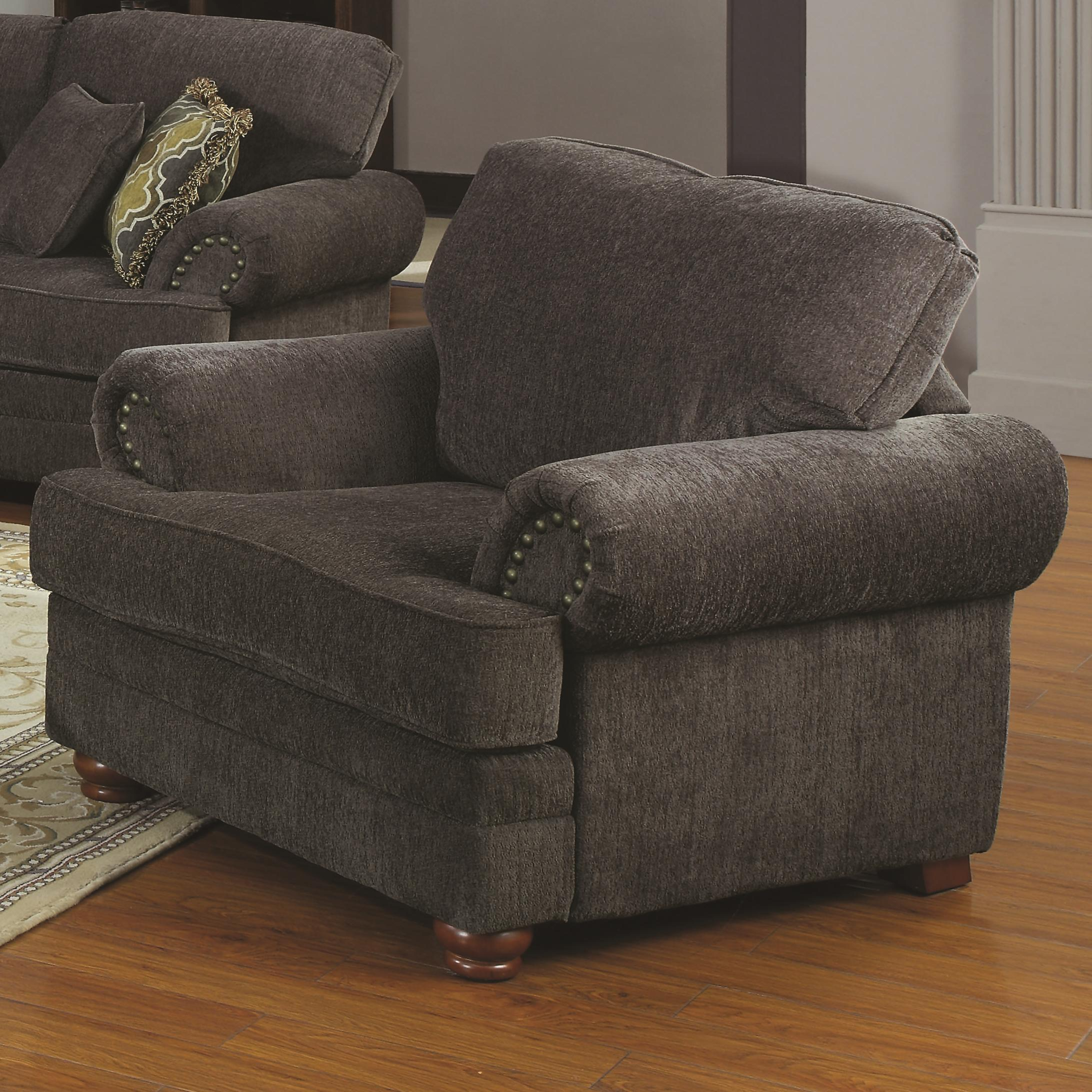 Coaster Colton Chair - Item Number: 504403