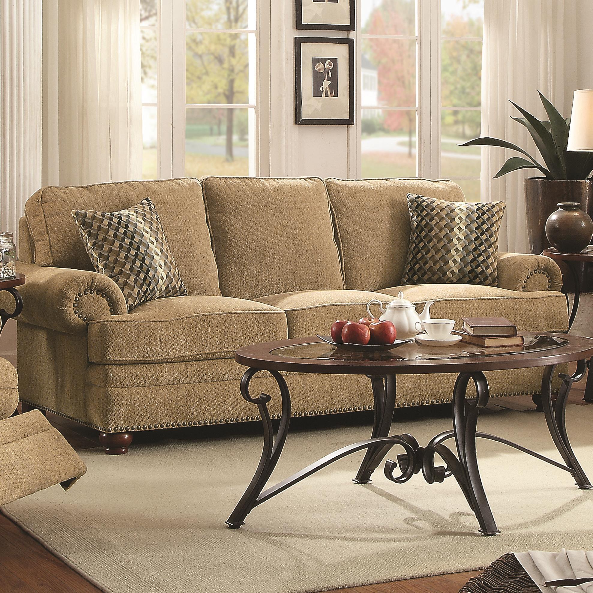 Coaster Colton Sofa - Item Number: 505851