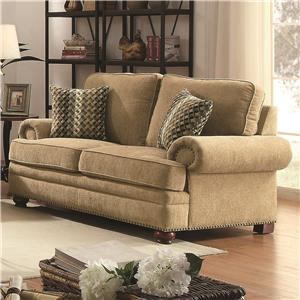Coaster Colton Love Seat