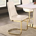 Coaster Cornelia Dining Side Chair - Item Number: 106712