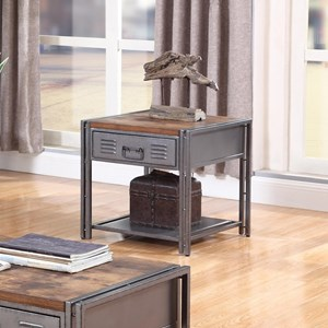 Coaster Costello End Table