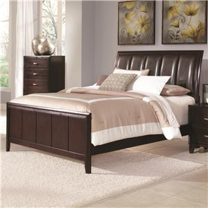 Coaster Coventry Queen Bed