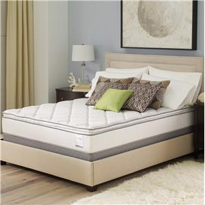 Coaster Crystal Cove Mattresses Twin Mattress and Low Profile Foundation