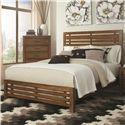 Coaster Cupertino Eastern King Size Bed - Item Number: 204021KE