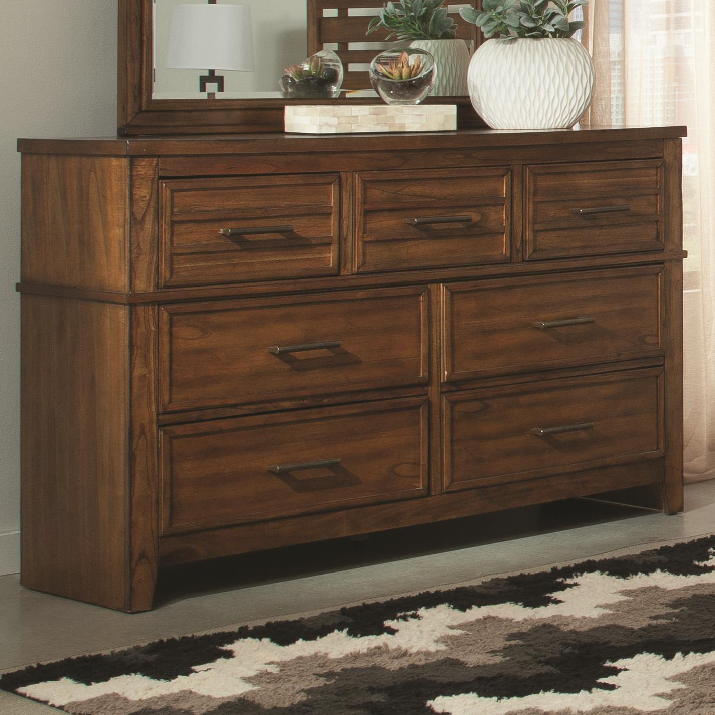 Coaster Cupertino Dresser - Item Number: 204023