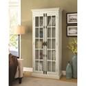 Coaster Curio Cabinets Curio Cabinet - Item Number: 910187