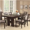 Coaster Dabny Dining Table with Pull Out Extension - 103101