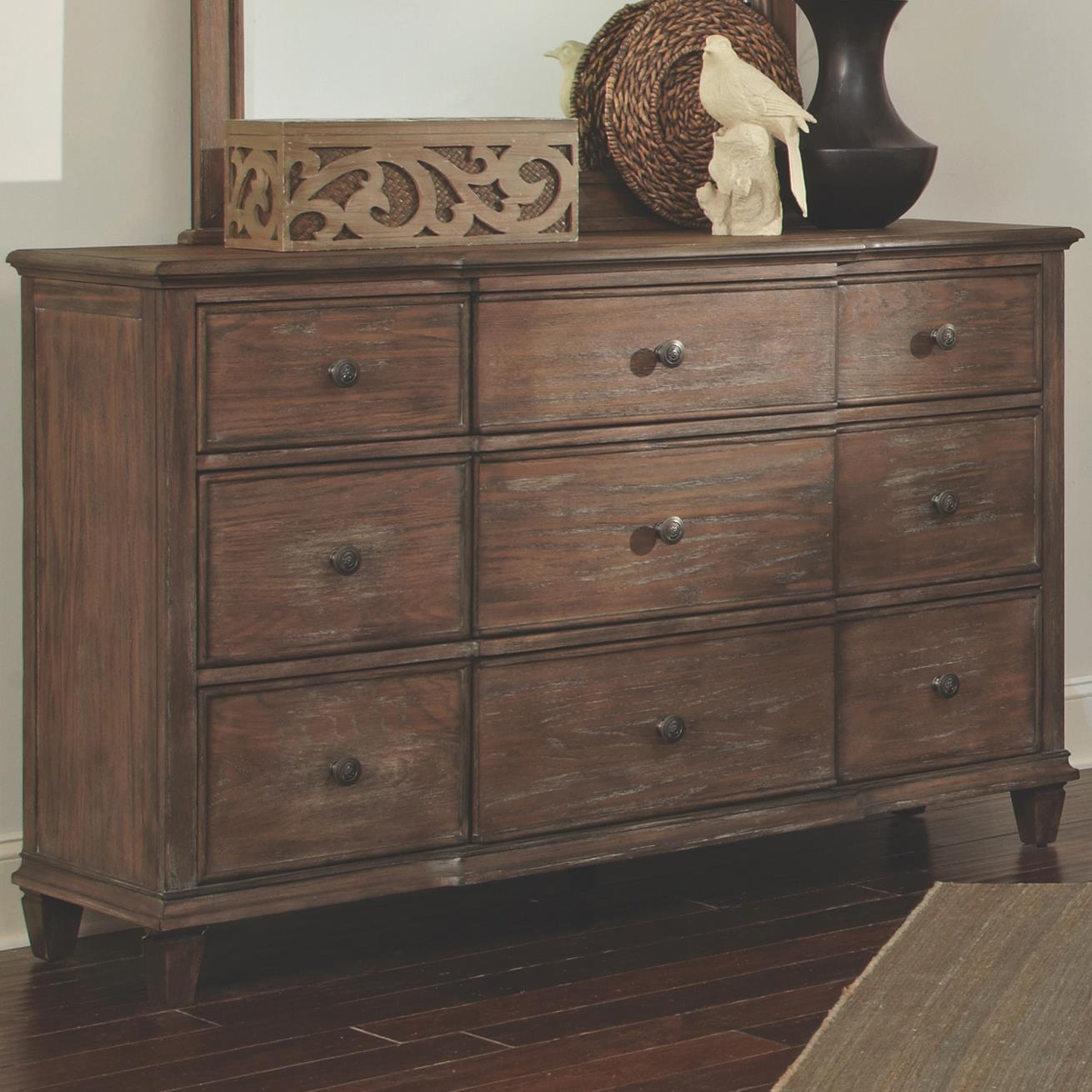 Coaster Dalgarno Dresser with 9 Drawers - Item Number: 204243