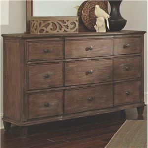 Coaster Dalgarno Dresser with 9 Drawers