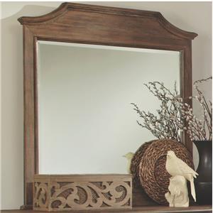 Coaster Dalgarno Mirror