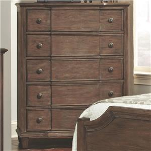 Coaster Dalgarno Chest of Drawers with 5 Drawers