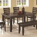 Coaster Dalila Dining Table - Item Number: 102721