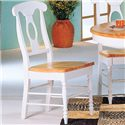 Coaster Damen Napoleon Dining Side Chair