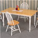 Coaster Damen Table - Item Number: 4160
