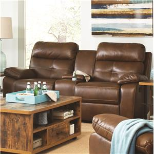 Coaster Damiano Reclining Loveseat