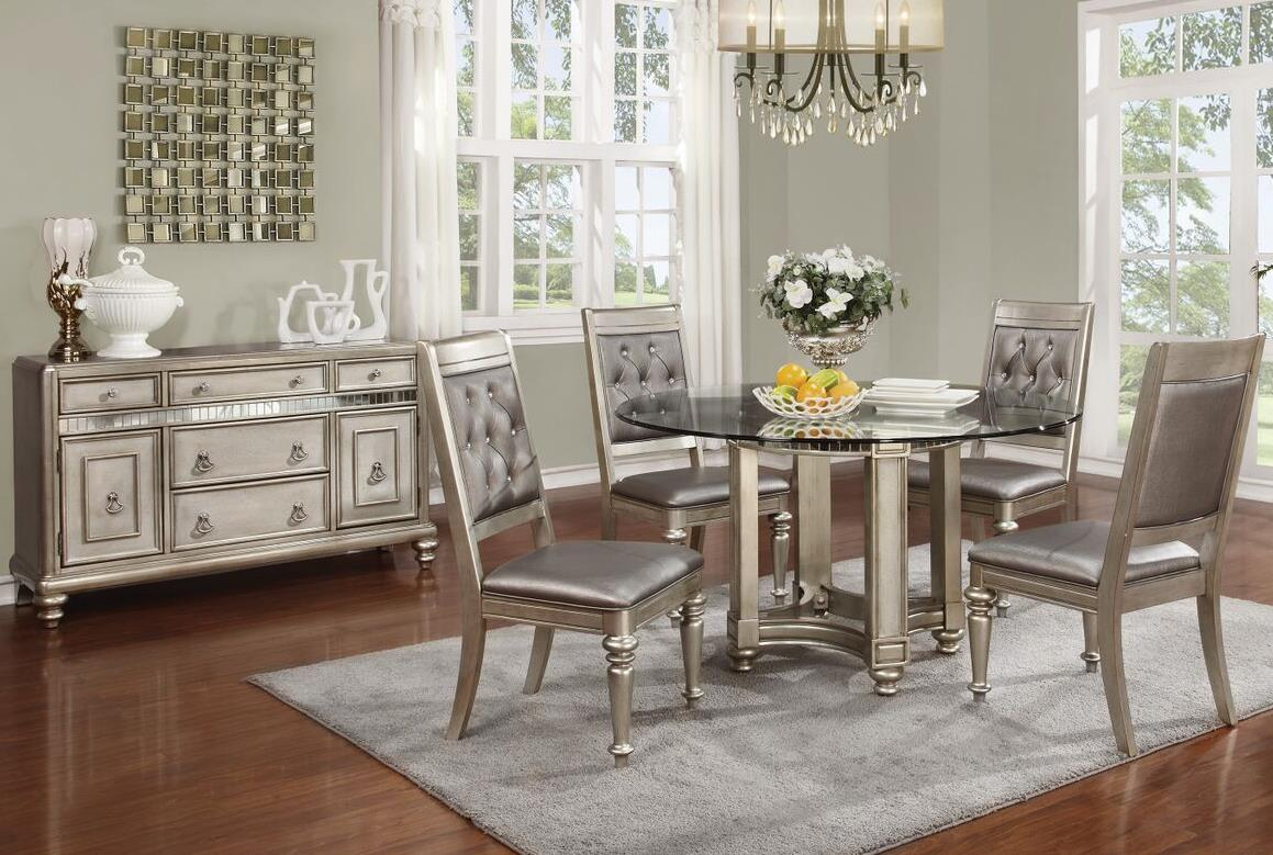 Coaster Danette Casual Dining Room Group - Item Number: 10647 Dining Room Group 2