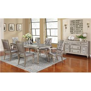 Coaster Danette Formal Dining Room Group