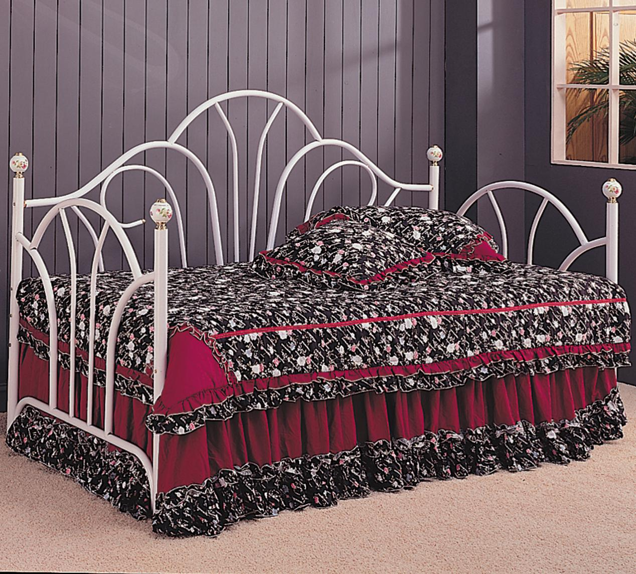 Coaster Daybeds by Coaster Daybed - Item Number: 2632+1138A