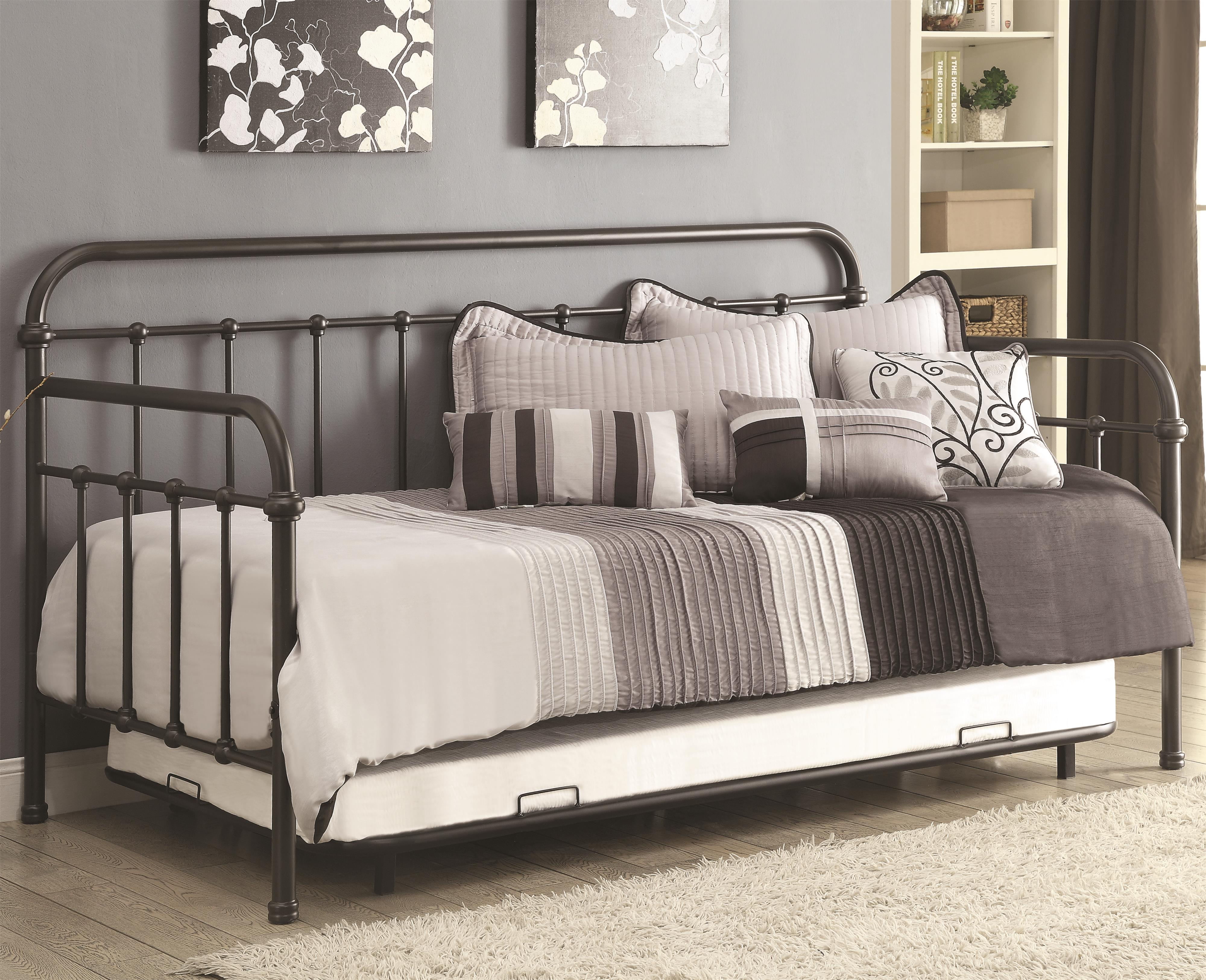 Coaster Daybeds by Coaster Daybed - Item Number: 300398