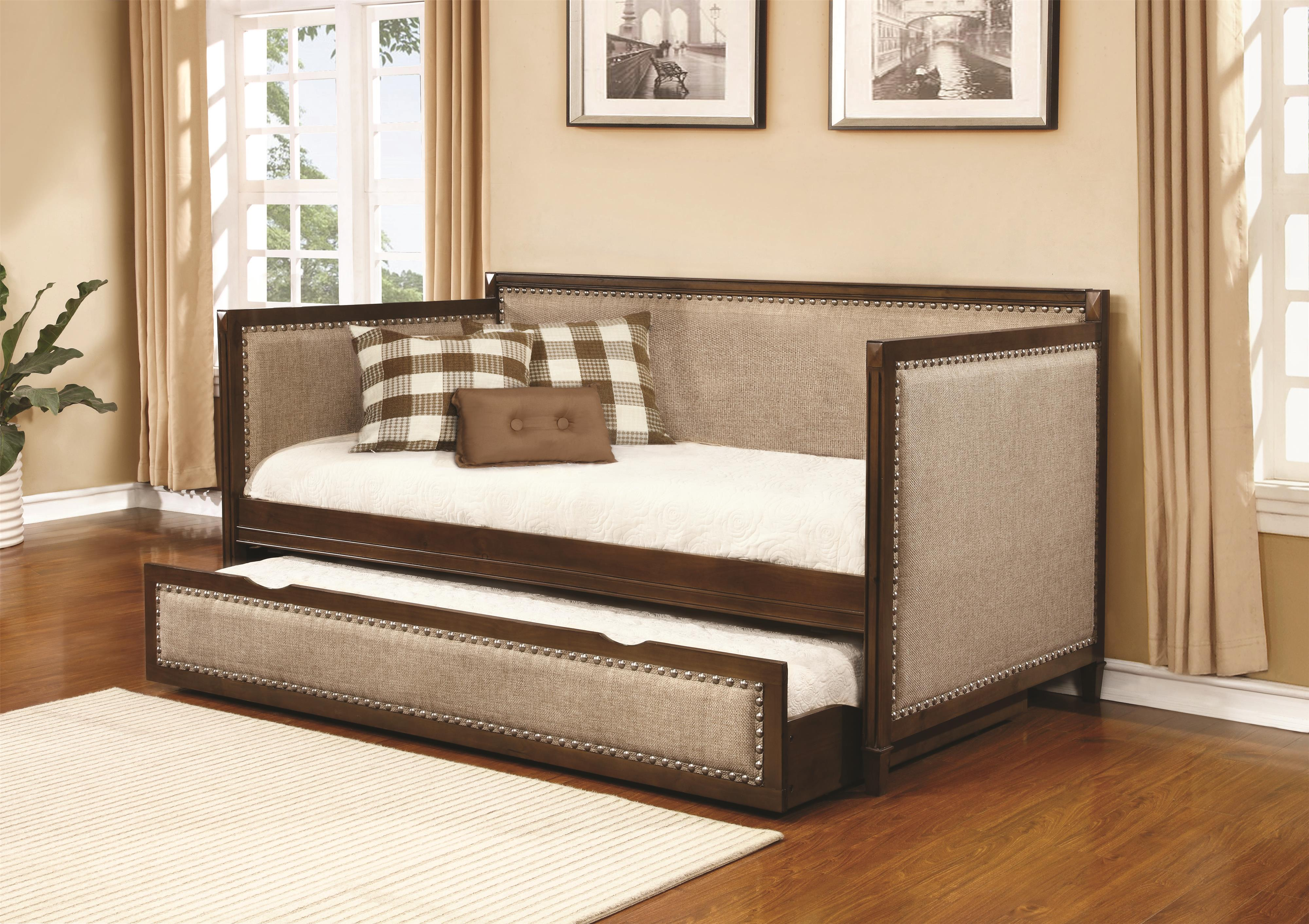 Daybed with Underbed Unit