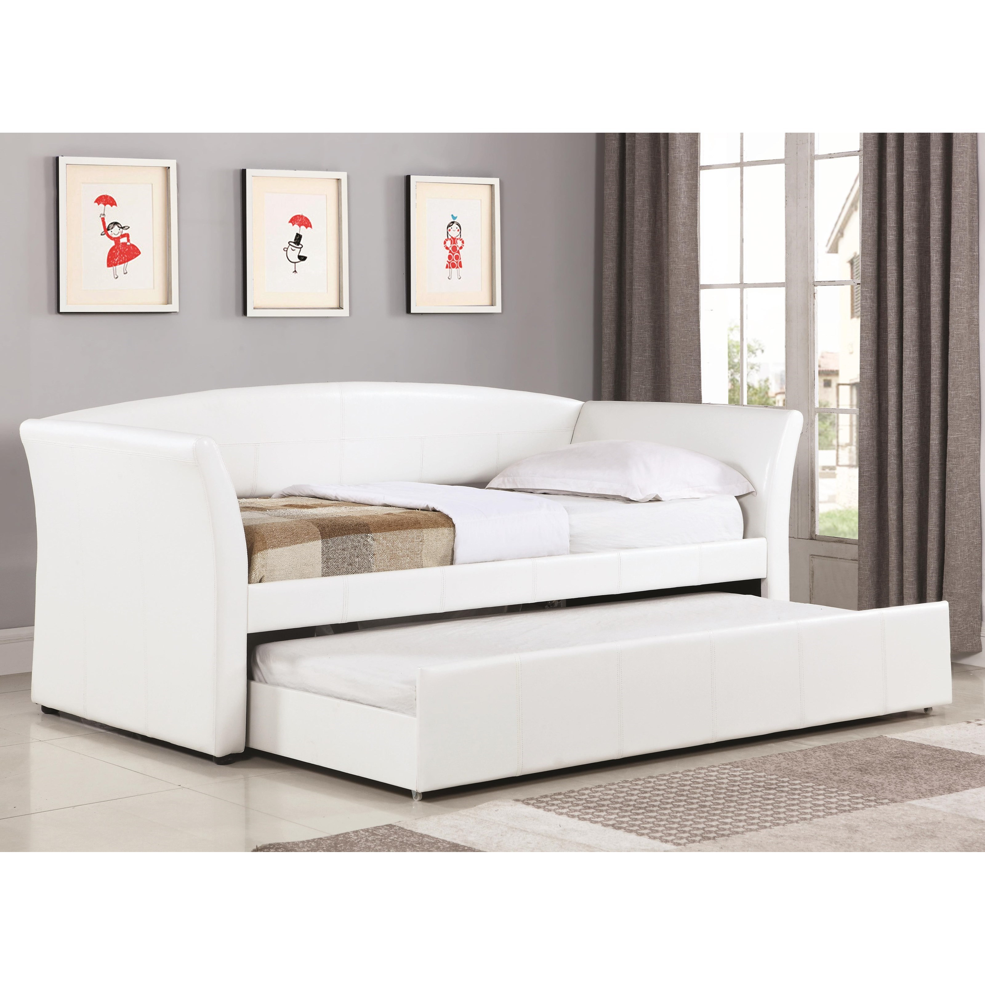 Coaster Daybeds by Coaster Daybed - Item Number: 300633