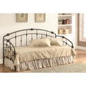 Coaster Daybeds by Coaster Traditional Metal Daybed