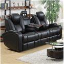 Coaster Delange Power Sofa - Item Number: 601741P