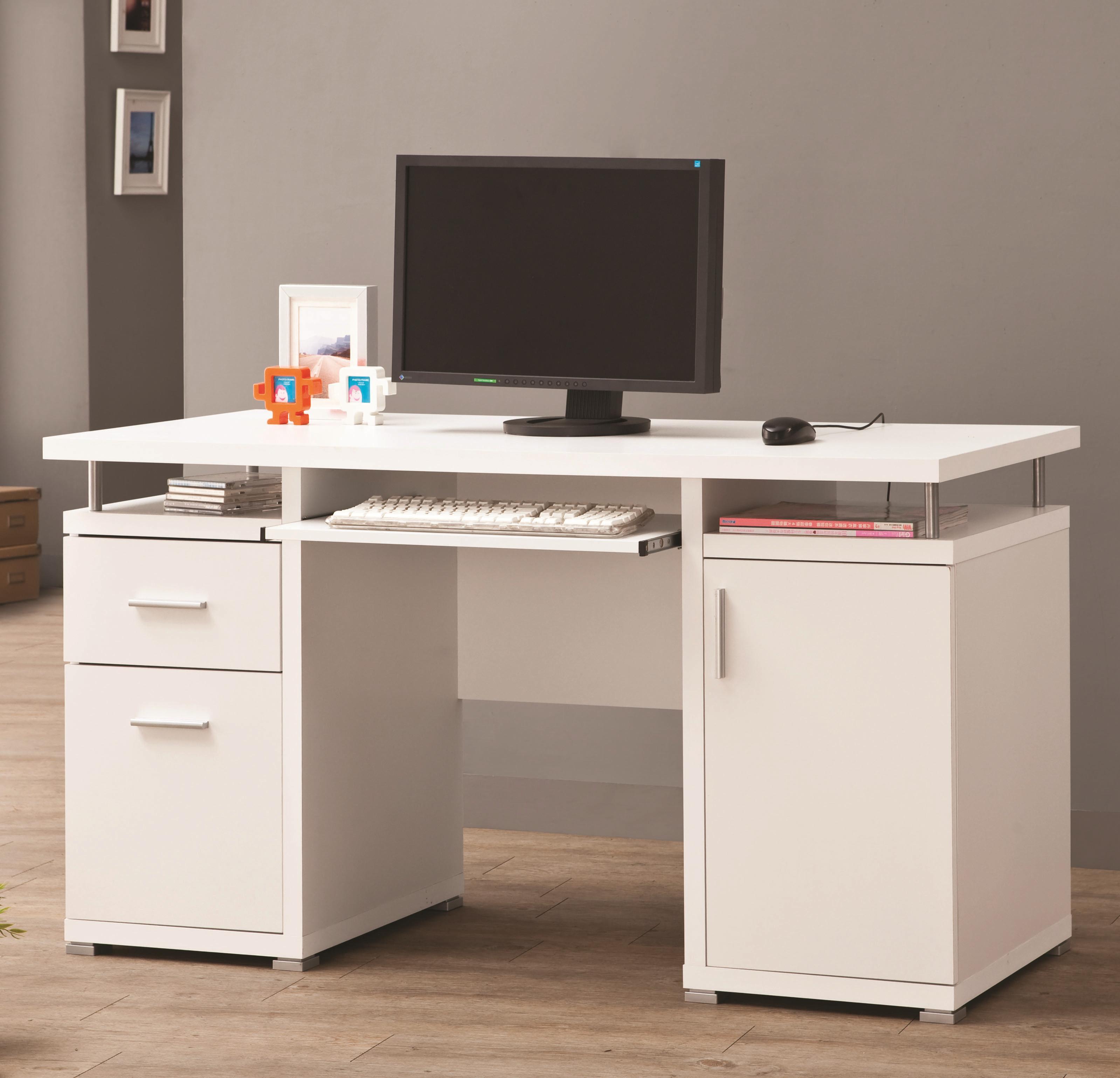 Coaster   Computer Desk - Item Number: 800108
