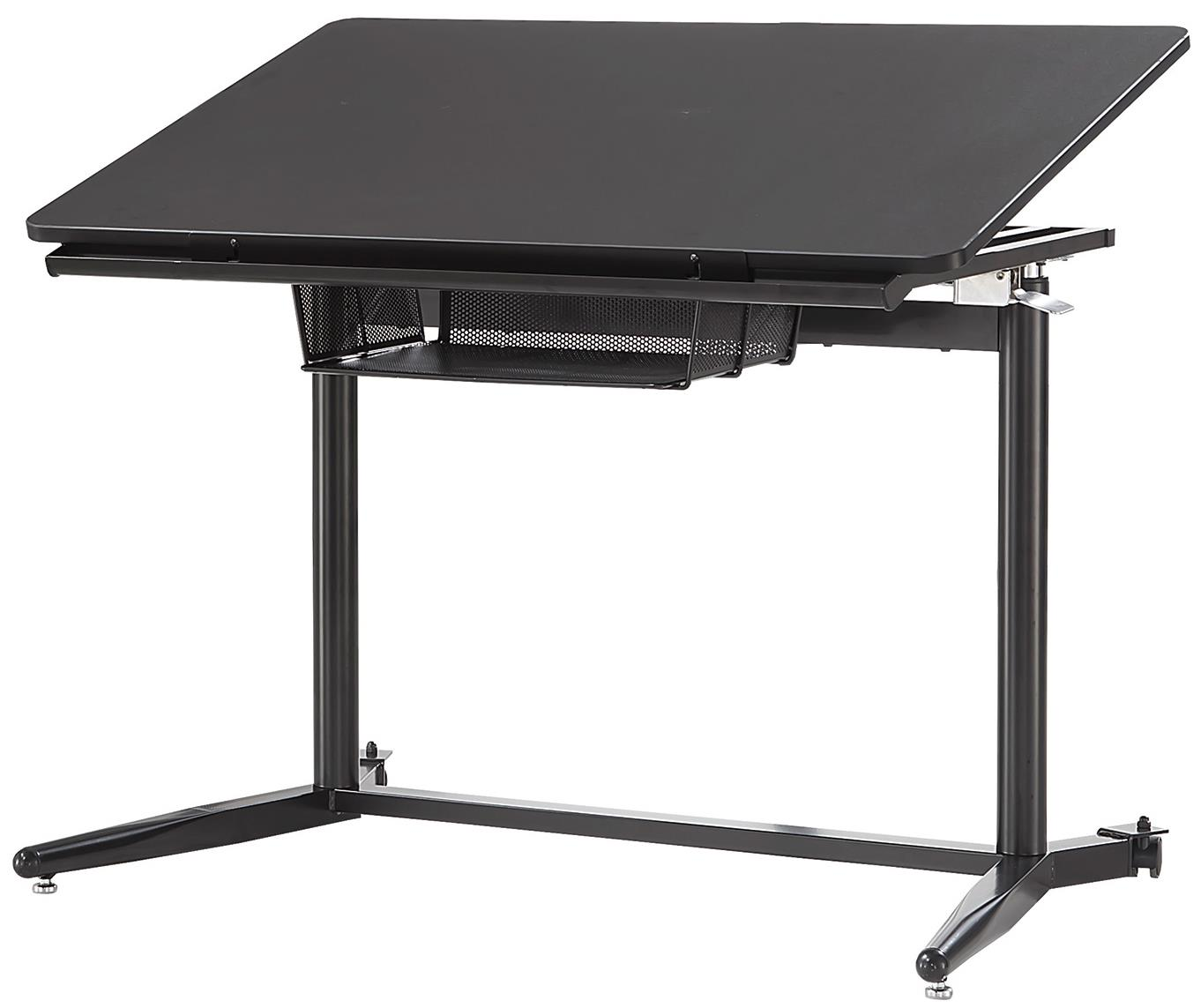 Coaster Desks Height Adjustable Standing Drafting Desk - Item Number: 800668