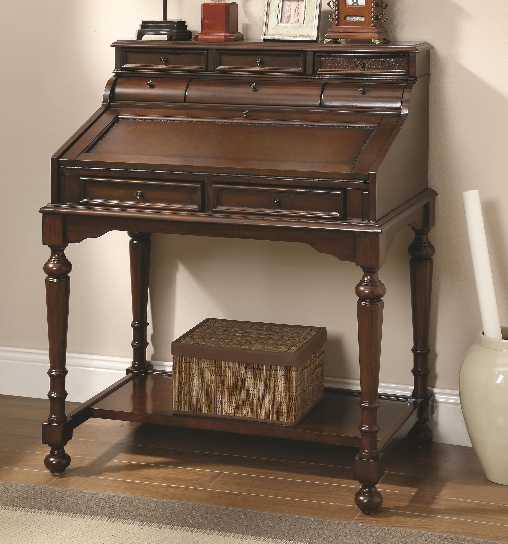 photogiraffe antique office furniture hutch with desk secretary me home