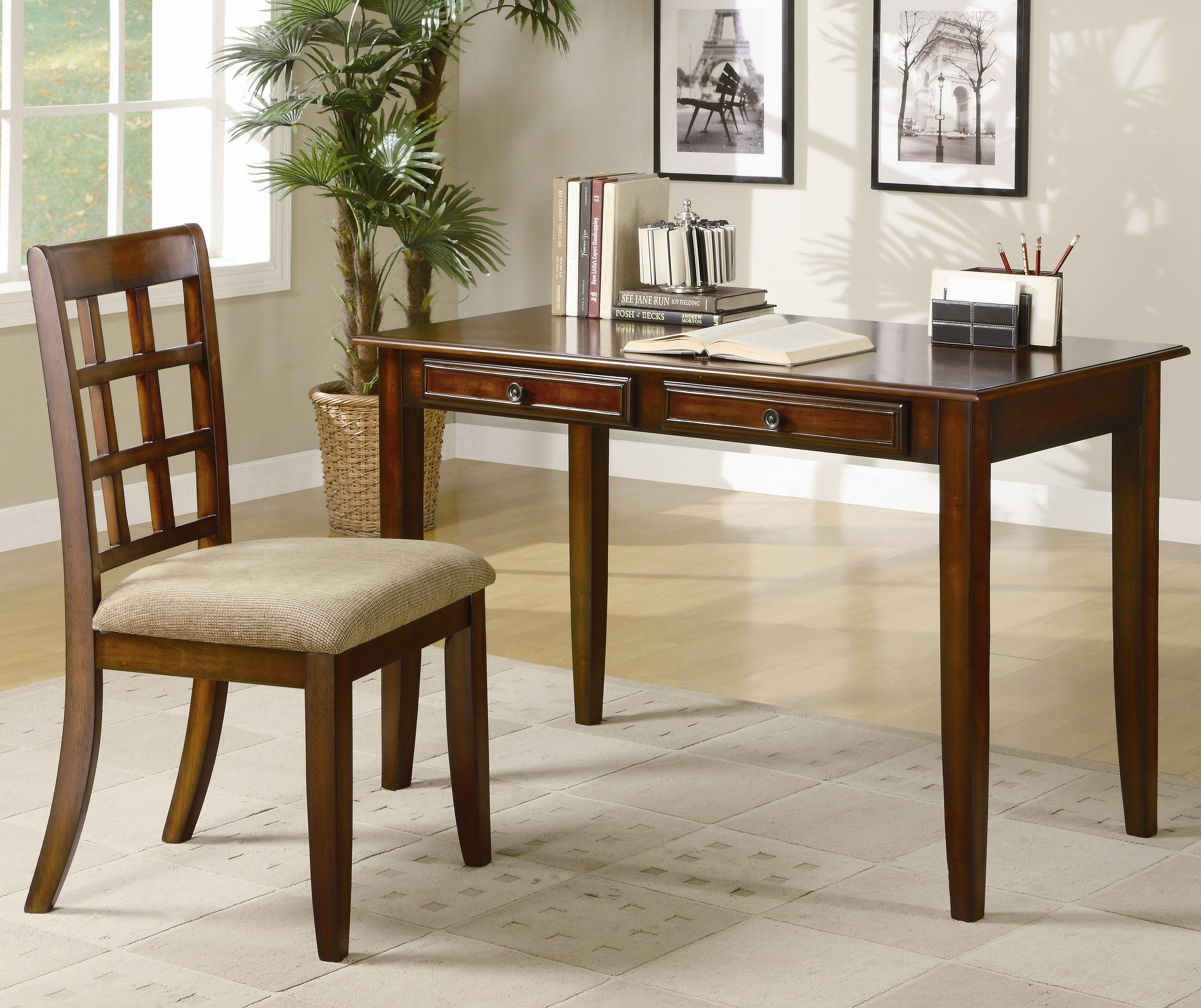 Coaster Desks 2 Piece Desk Set - Item Number: 800778