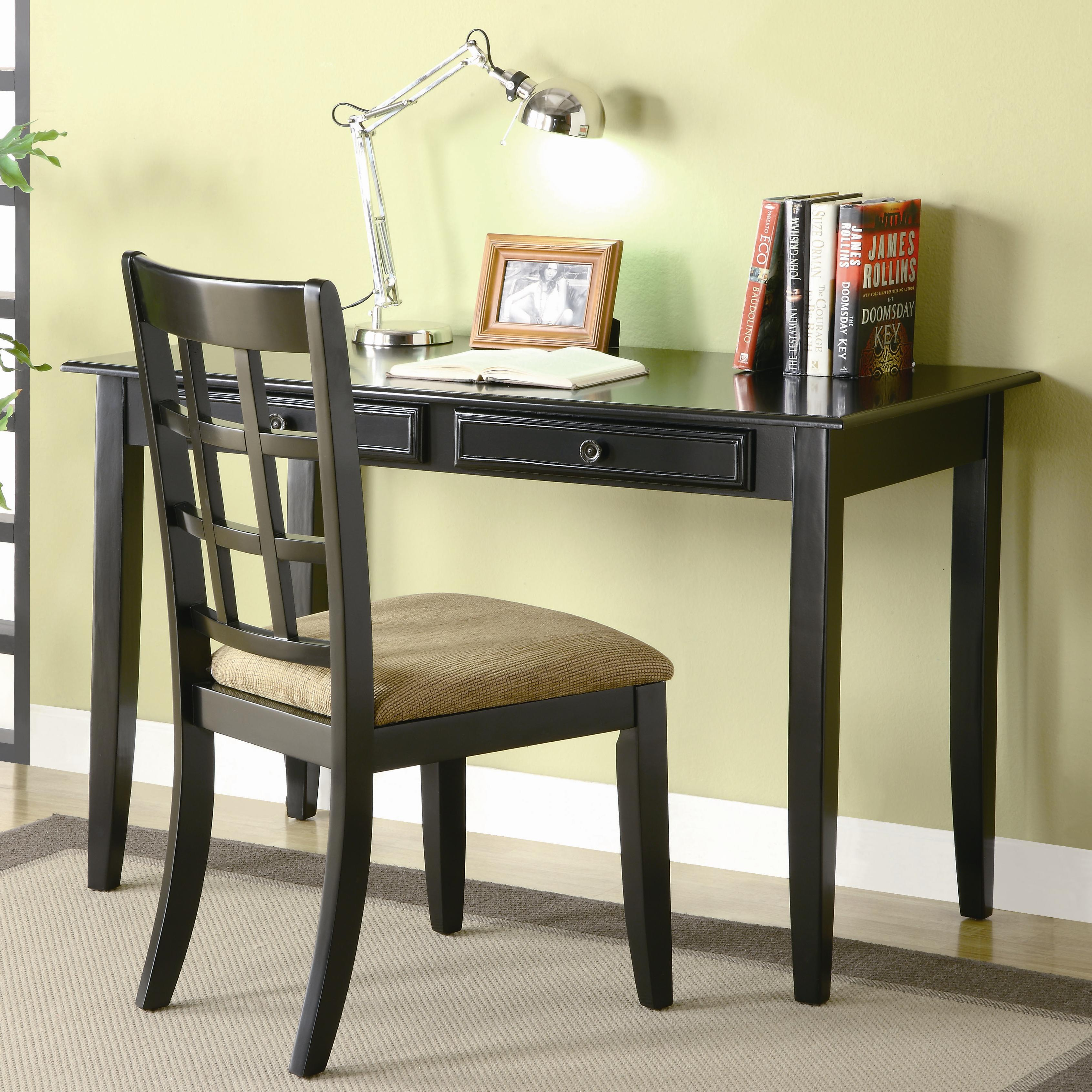 Coaster Desks 2 Piece Desk Set - Item Number: 800779